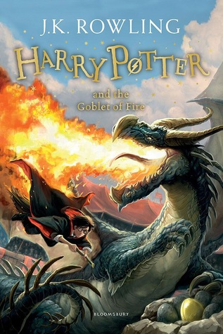 Harry Potter and the Goblet of Fire(Harry Potter 4)