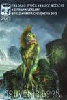 Bram Stoker Awards & 25th Annual World Horror Convention Souvenir Book (2015 Atlanta, GA)