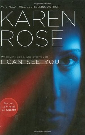 I Can See You (Romantic Suspense, #10; Minneapolis, #1)