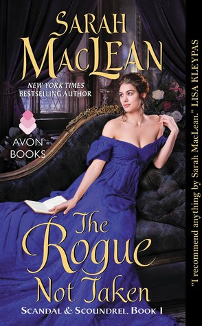 The Rogue Not Taken (Scandal & Scoundrel, #1)