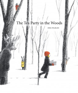 The Tea Party in the Woods par Akiko Miyakoshi