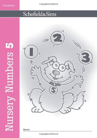 Nursery Numbers Book 5
