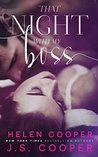 That Night with My Boss by Helen    Cooper
