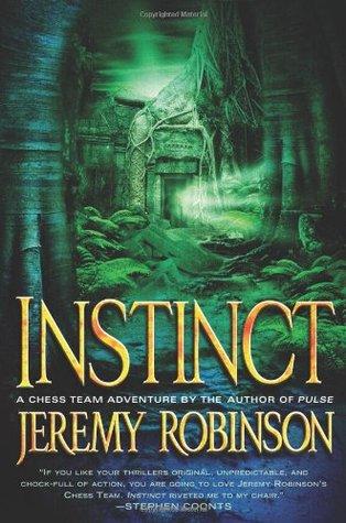 Instinct (Chess Team Adventure, #2)
