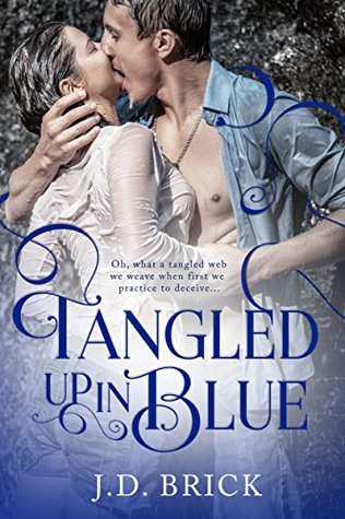 Tangled Up in Blue(Ikana College 1) - J.D. Brick