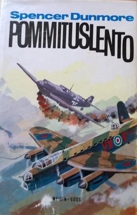 Pommituslento by Spencer Dunmore