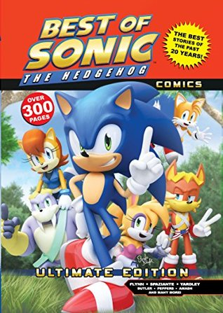 The Best of Sonic the Hedgehog Comics (Sonic Universe Book 1)