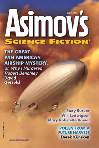 Asimov's Science Fiction, July 2015 (Asimov's Science Fiction, #474)