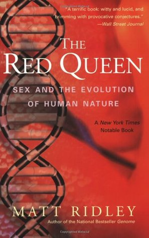 Matt ridley the red queen