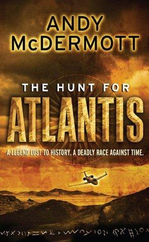 The Hunt For Atlantis(Nina Wilde & Eddie Chase 1)
