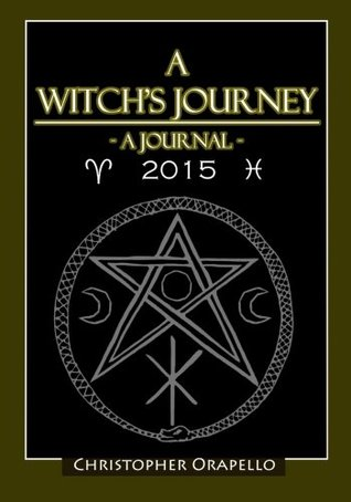 A Witch's Journey - 2015 - Pentacle Cover