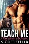 TEACH ME (My Bear Professor) (BBW Paranormal Shape Shifter Romance)