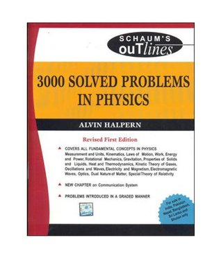 3000 Solved Problems in Physics (Schaum Outline Series)