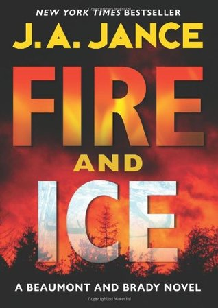 Fire and Ice(J.P. Beaumont 19)