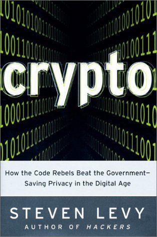 Crypto by Steven Levy