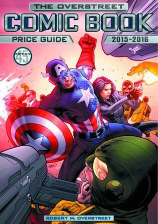 Overstreet Comic Book Price Guide Volume 45