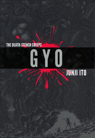 Gyo cover