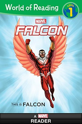 World of Reading Falcon: This Is Falcon: Level 1 (World of Reading (eBook))