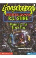 The Horror of the Black Ring (Goosebumps Series 2000, #18)