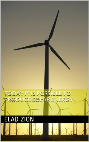 Today it is possible to produce solar energy!
