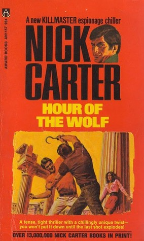Hour of the Wolf (Killmaster, #79)
