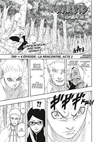 Naruto Gaiden - Chapitre 4: La rencontre, acte 2