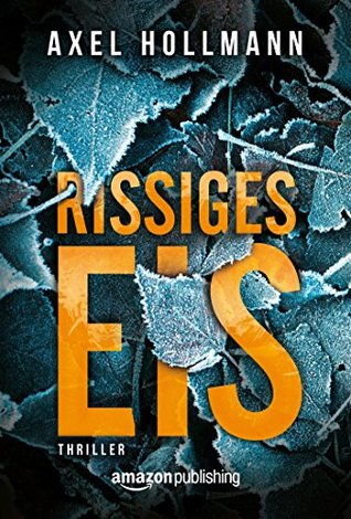 Rissiges Eis by Axel Hollmann