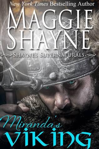 Miranda's Viking (Shayne's Supernaturals, #3)