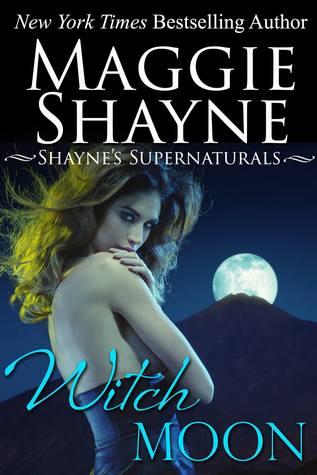 Witch Moon (Shayne's Supernaturals, #6)
