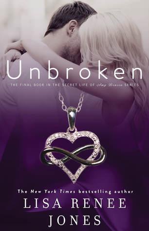 Unbroken (The Secret Life of Amy Bensen, #3.5)