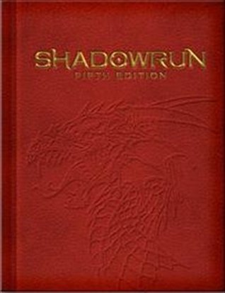 Catalyst Game Labs 27000LE Shadowrun Fifth Edition, Limited Edition