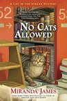 No Cats Allowed (Cat in the Stacks, #7)