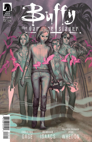 Buffy the Vampire Slayer: Relationship Status: Complicated, Conclusion (Season 10, #15)