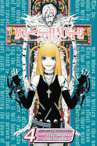 Death Note, Vol. 4: Love (Death Note #4)
