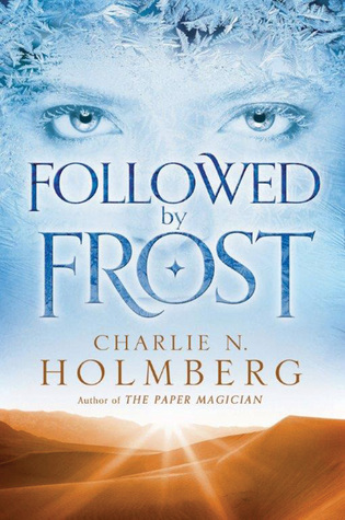 Followed by Frost cover (link to Goodreads)