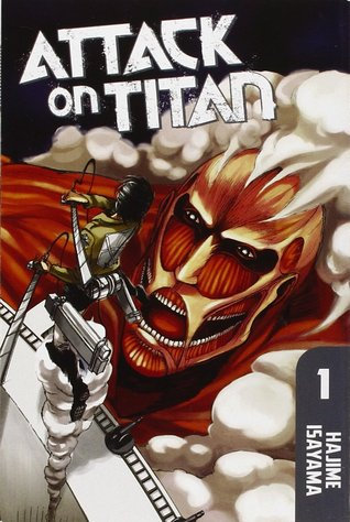 Attack on Titan, Volume 1