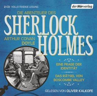Die Abenteuer des Sherlock Holmes: Eine Frage der Identität/Das Rätsel von Boscombe Valley