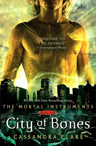Image result for city of bones book