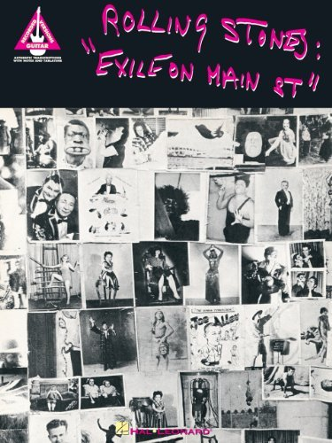 Rolling Stones - Exile on Main Street Songbook