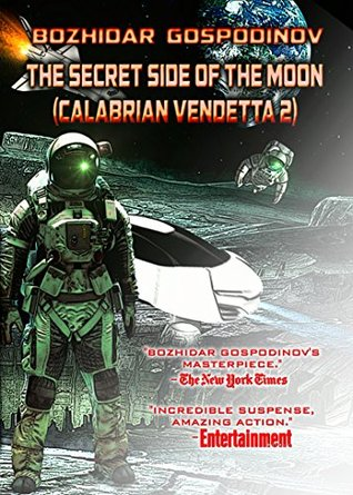 THE SECRET SIDE OF THE MOON (CALABRIAN VENDETTA 2)