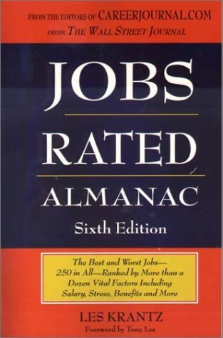 Jobs Rated Almanac: The Best and Worst Jobs