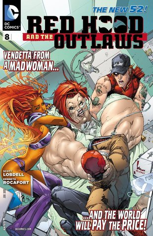 Red Hood and the Outlaws (2011-) #8