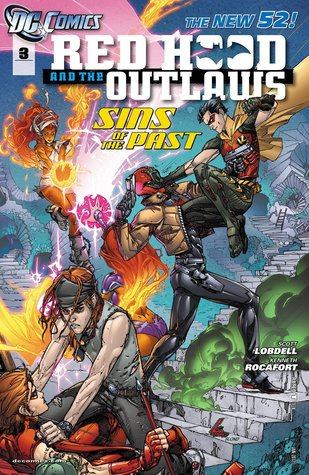 Red Hood and the Outlaws (2011-) #3