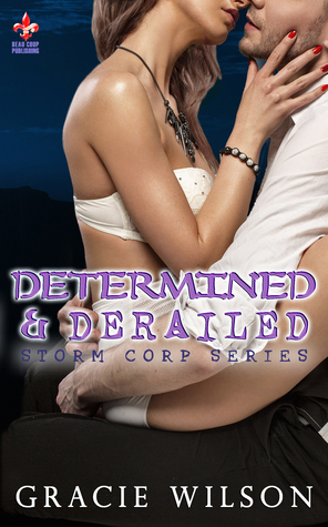 Determined & Derailed (Storm Corp, #1)