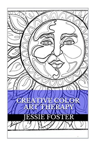 Creative Color Art Therapy: Relaxation, Calm and Anti Stress Mandala Coloring Book