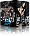 Crystal Jake (Eden #1-3)