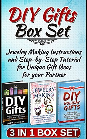 DIY Gifts Box Set: Jewelry Making Instructions and Step-by-Step Tutorial for Unique Gift Ideas for your Partner
