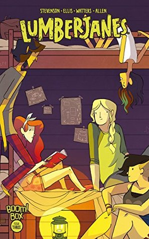 Lumberjanes: Everything Under the Sun (Lumberjanes, #3)
