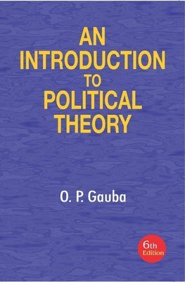 Introduction to Political Theory 6/e