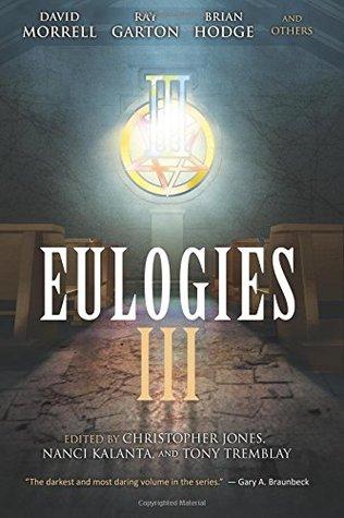 Eulogies III by Christopher Jones